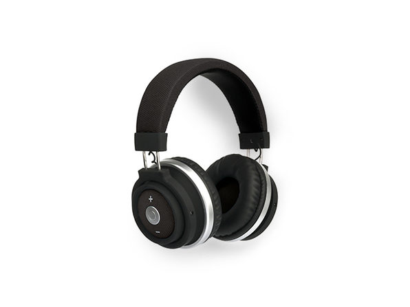 Urge Basics M1 Over-Ear Bluetooth Headphones (Black) - Product Image