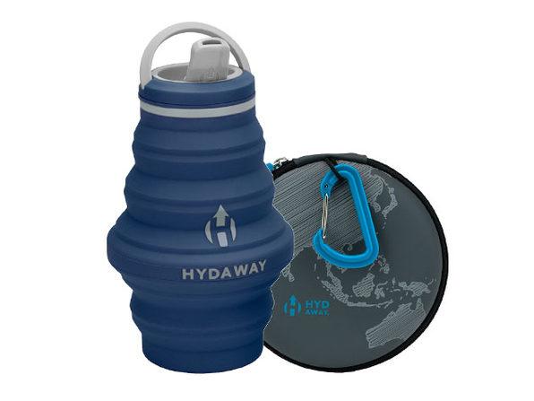 Hydaway 17oz Hydration Travel Pack (Seaside Blue)