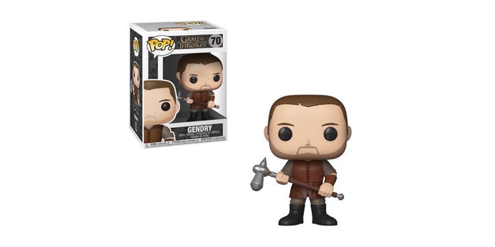 Funko POP – Gendry – Game of Thrones S9 – Vinyl Collectible Figure, on sale for $14.94 (9% off)