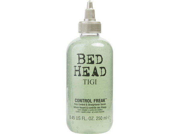 BED HEAD by Tigi CONTROL FREAK SERUM NUMBER 3 FRIZZ CONTROL AND STRAIGHTENER 8.4 OZ 100% Authentic