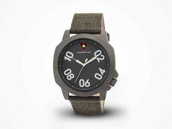 Morphic M41 Watch (Olive/Gunmetal)