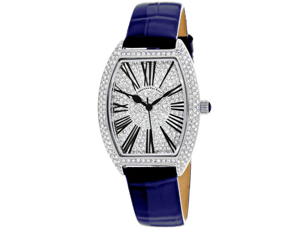 Christian Van Sant Women's Chic Silver Dial Watch - CV4841 - Product Image