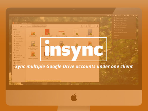 Sync Multiple Google Drive Accounts With Insync Plus - Product Image