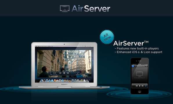AirServer - Product Image
