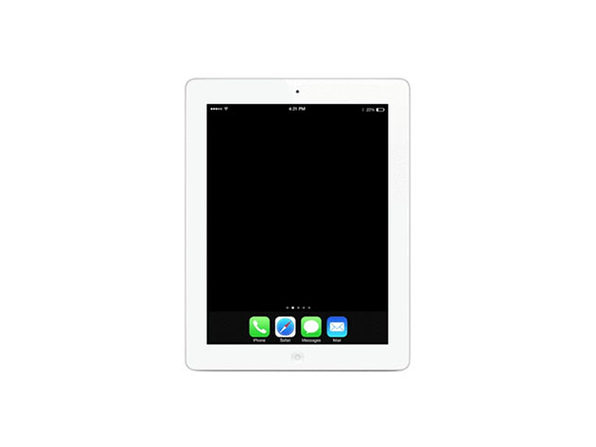 "Apple iPad 3 9.7"" 16GB - White (Certified Refurbished)"