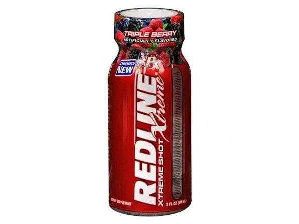 Vpx Sports Redline Xtreme Energy Shot Berry Flavor Dietary Supplement, 3.0 Fluid Ounce