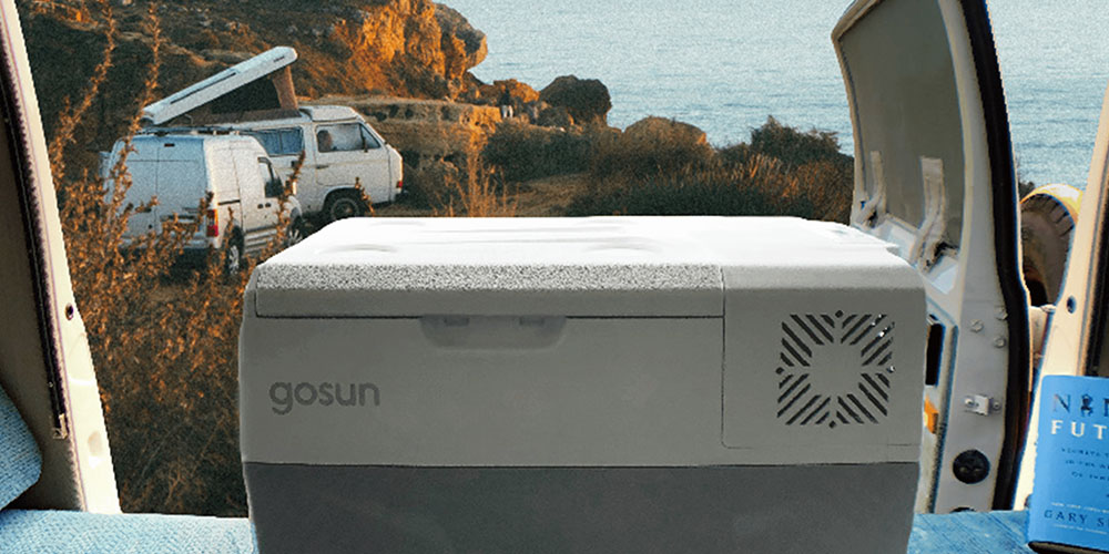 GoSun Chill Solar Cooler, on sale for $635 (15% off)