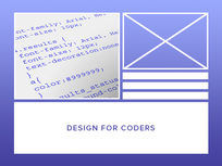 Design for Coders - Product Image