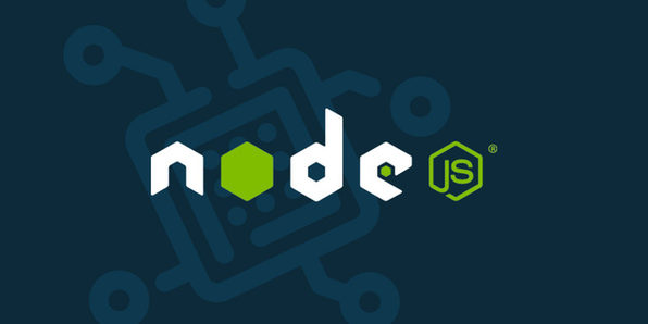 Build a Network Application with Node - Product Image