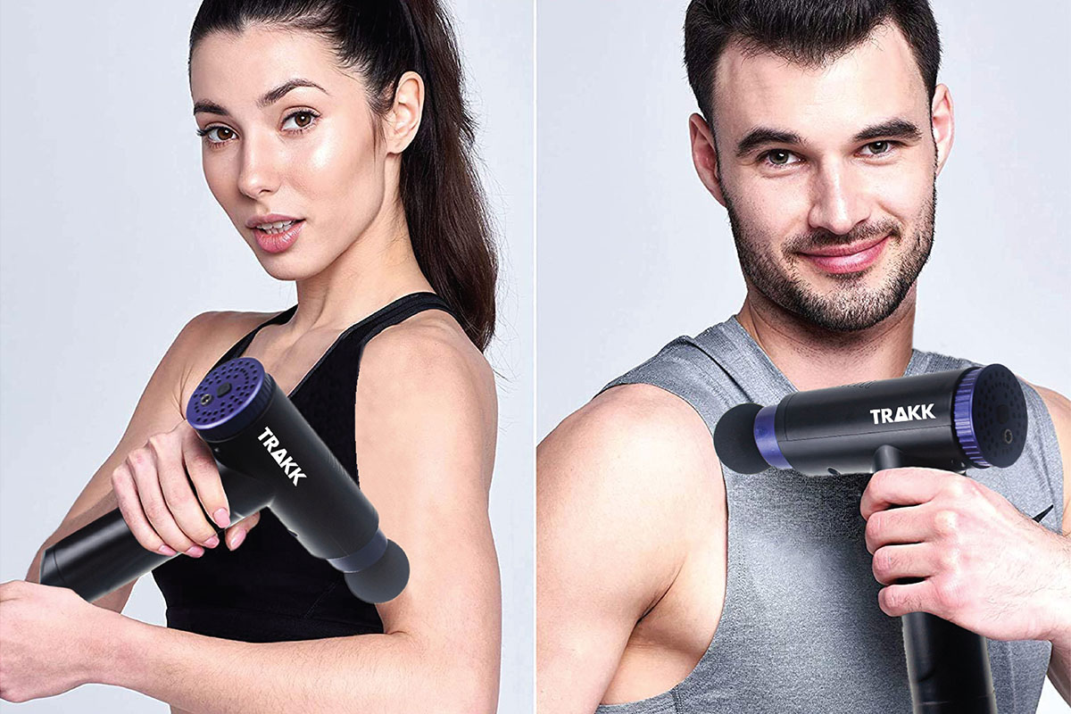 Reduzca la tensión muscular y el dolor con estas pistolas de masaje en oferta