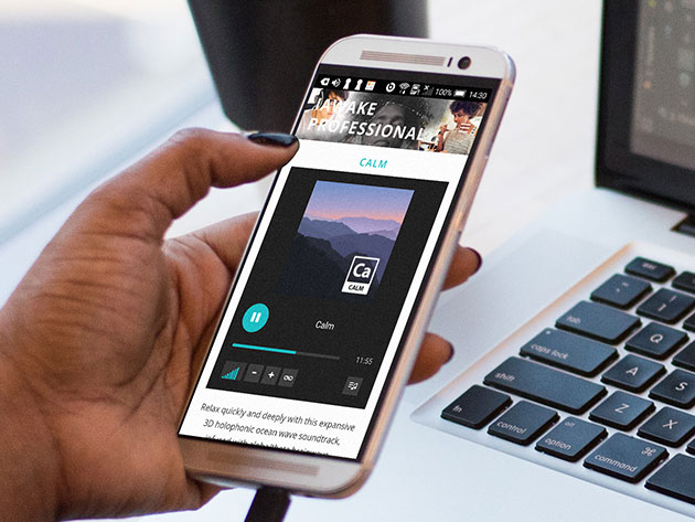 Stack Social Deal for iAwake Pro: Lifetime Subscription