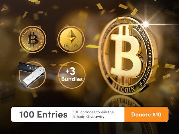 gratis bitcoin giveaway)