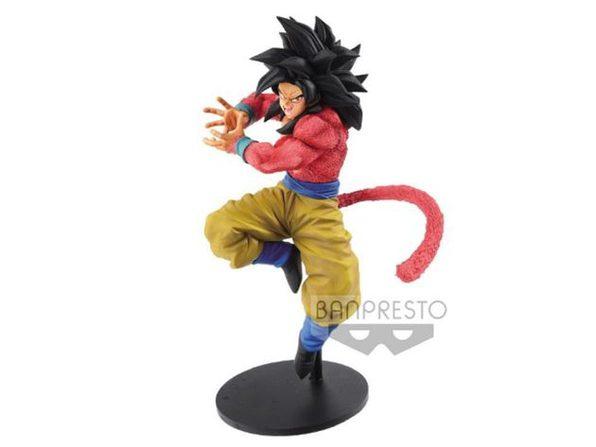 Dragon Ball GT Son Goku Figure X10 Kamehameha - Product Image