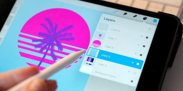 Let's Learn Procreate - Product Image