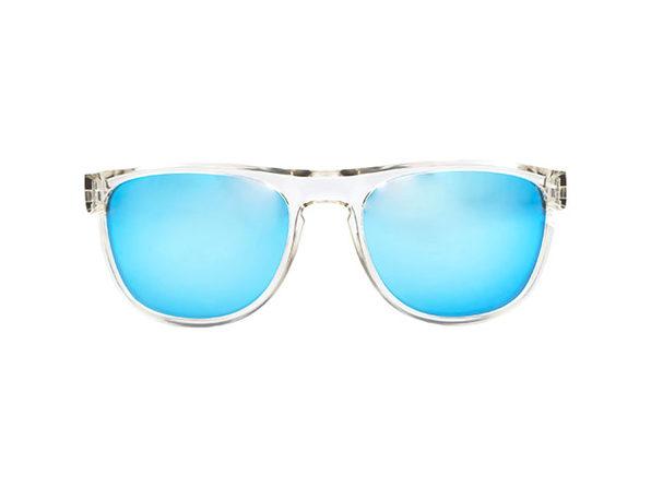 Makalu Sunglasses (Polarized Crystal Blue)