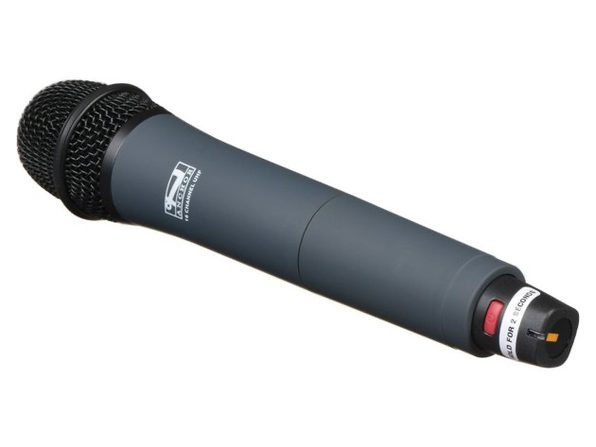 Anchor Audio WH-8000 16-Channel UHF Handheld Lightweight Wireless Microphone (Used, Damaged Retail Box)