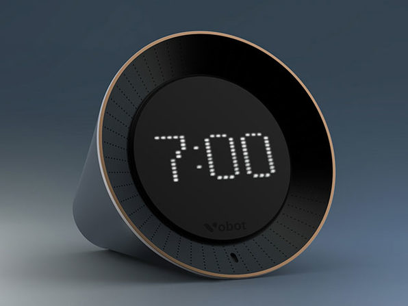 Vobot: The World's First Smart Clock With Amazon Alexa