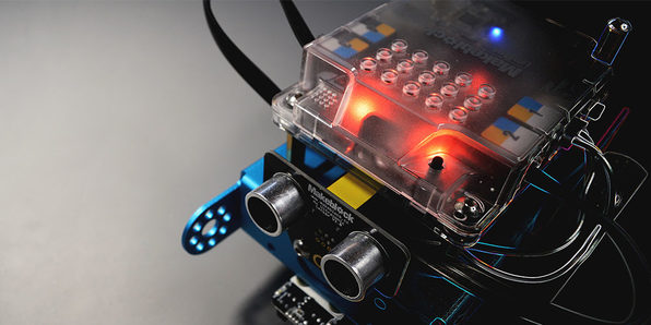 Arduino Robotics with the mBot - Product Image