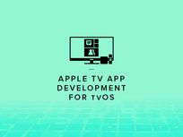 Apple TV App Development for tvOS - Product Image