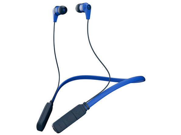 Skullcandy Ink'd® Wireless Earbuds (Royal/Navy)