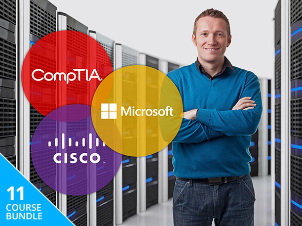 The Ultimate IT Certification Training Bundle