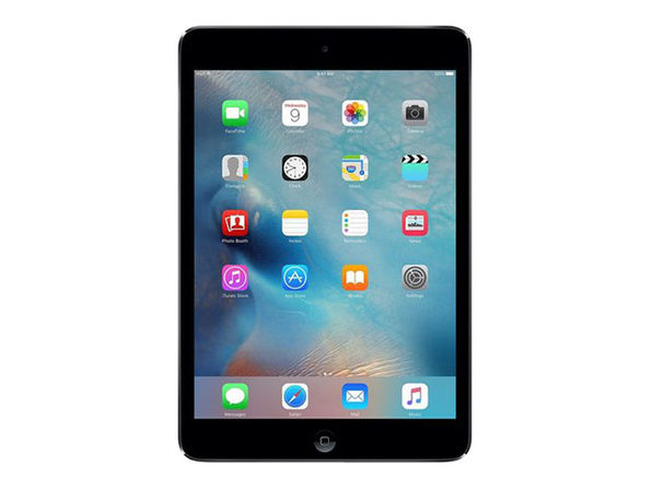 Apple iPad Mini 2 Retina 16GB with WiFi in Space Gray (Certified Refurbished)