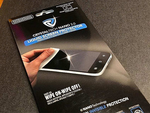 Antibacterial Nanotechnology Liquid Screen Protector
