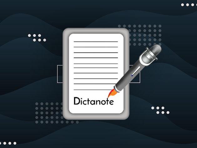 Dictanote Discount