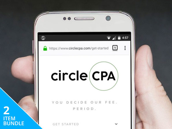 Pay What You Want: Circle CPA Tax Prep & Audit Defense