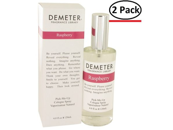 Demeter by Demeter Raspberry Cologne Spray 4 oz for Women (Package of 2) - Product Image