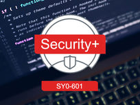 CompTIA Security+ SY0-601 - Product Image