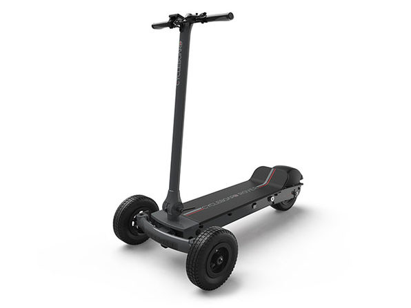 Cycleboard Rover No Limits All-Terrain Vehicle (Carbon Grey)