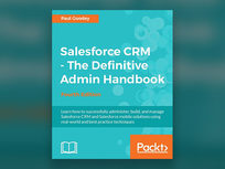 Mastering Salesforce CRM Administration - Product Image