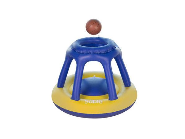 Inflatable Pool Basketball Hoop