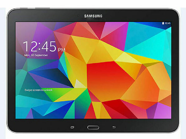 "Samsung Galaxy Tab 4, 10.1"" 16GB - Black (Refurbished: Wi-Fi Only)"