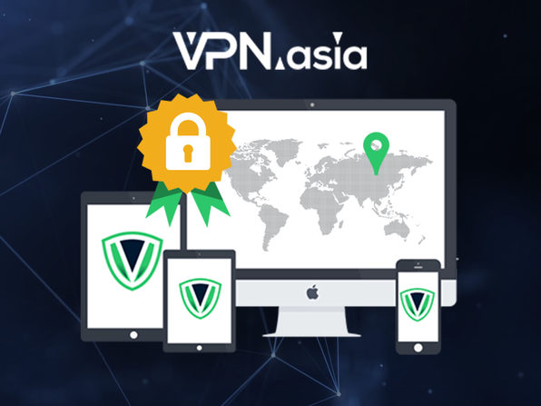 VPN.asia Lifetime Subscription