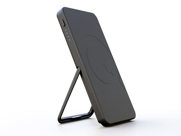 SoloQi® PRO All-in-One Wireless Charger & Power Bank (Black)
