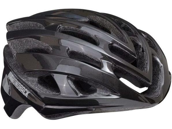 Diamondback 88-32-701 Podium Road Bike Helmet, Large (55-61cm) Gloss Black