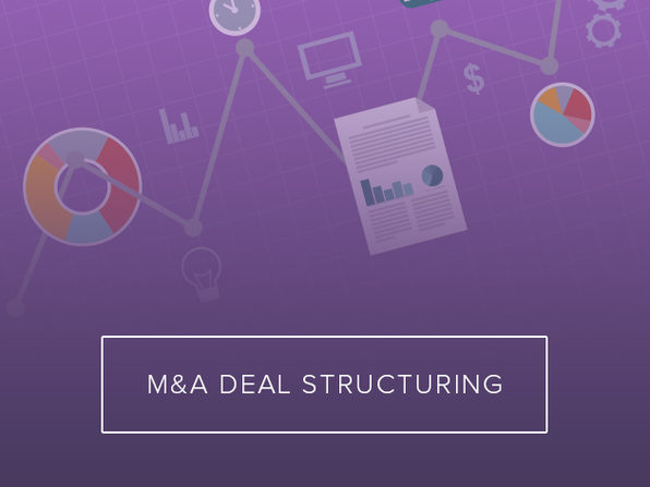 M&A Deal Structuring - Product Image