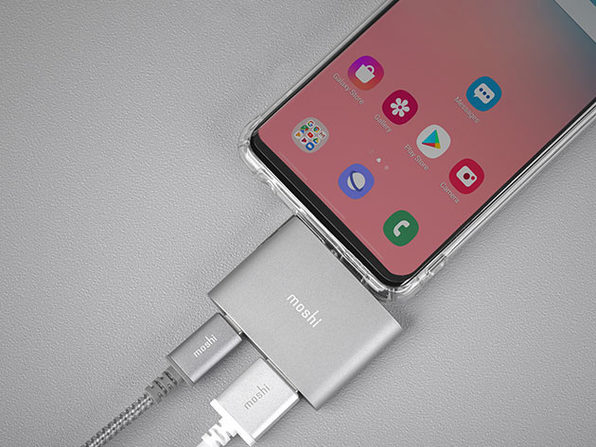 USB-C to HDMI Adapter with Charging