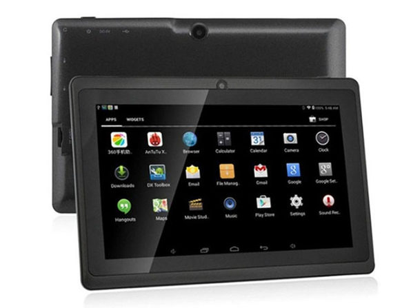 "7"" Quad-Core A33 Tablet PC (Wi-Fi Only)"