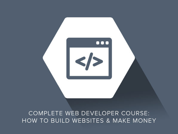 Complete Web Developer Course: How to Build Websites & Make Money - Product Image
