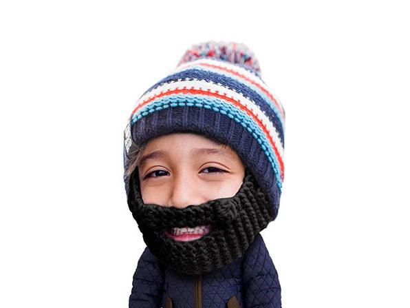 Beard Head® The First Ever Bearded Headwear: Kid Gromm