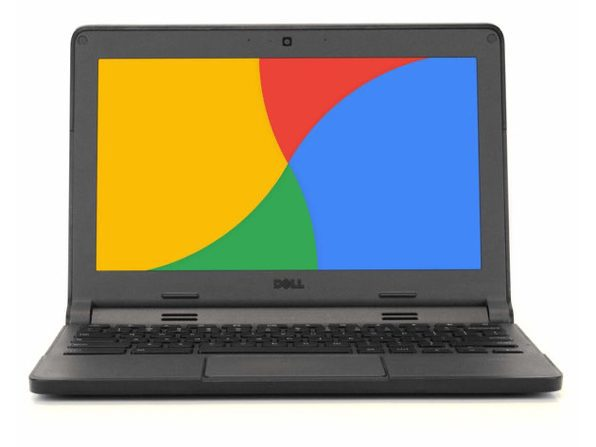 "Lenovo Chromebook 11E 11"" Laptop, 1.4GHz Intel Celeron, 4GB RAM, 16GB SSD, Chrome (Renewed)"