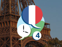 3 Minute French - Course 4: Language Lessons for Beginners - Product Image