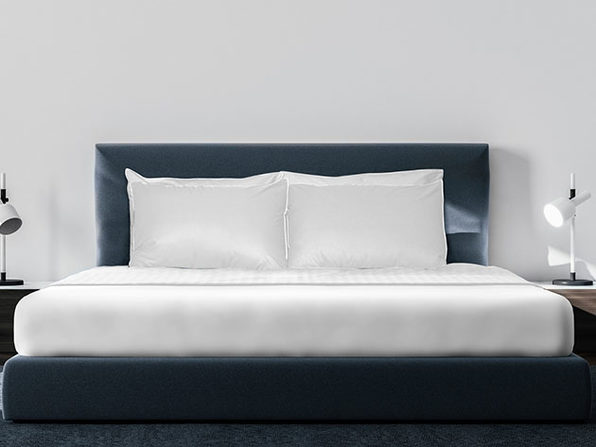 Luxe Soft & Smooth 6-Piece Sheet Set (White/Cal King)