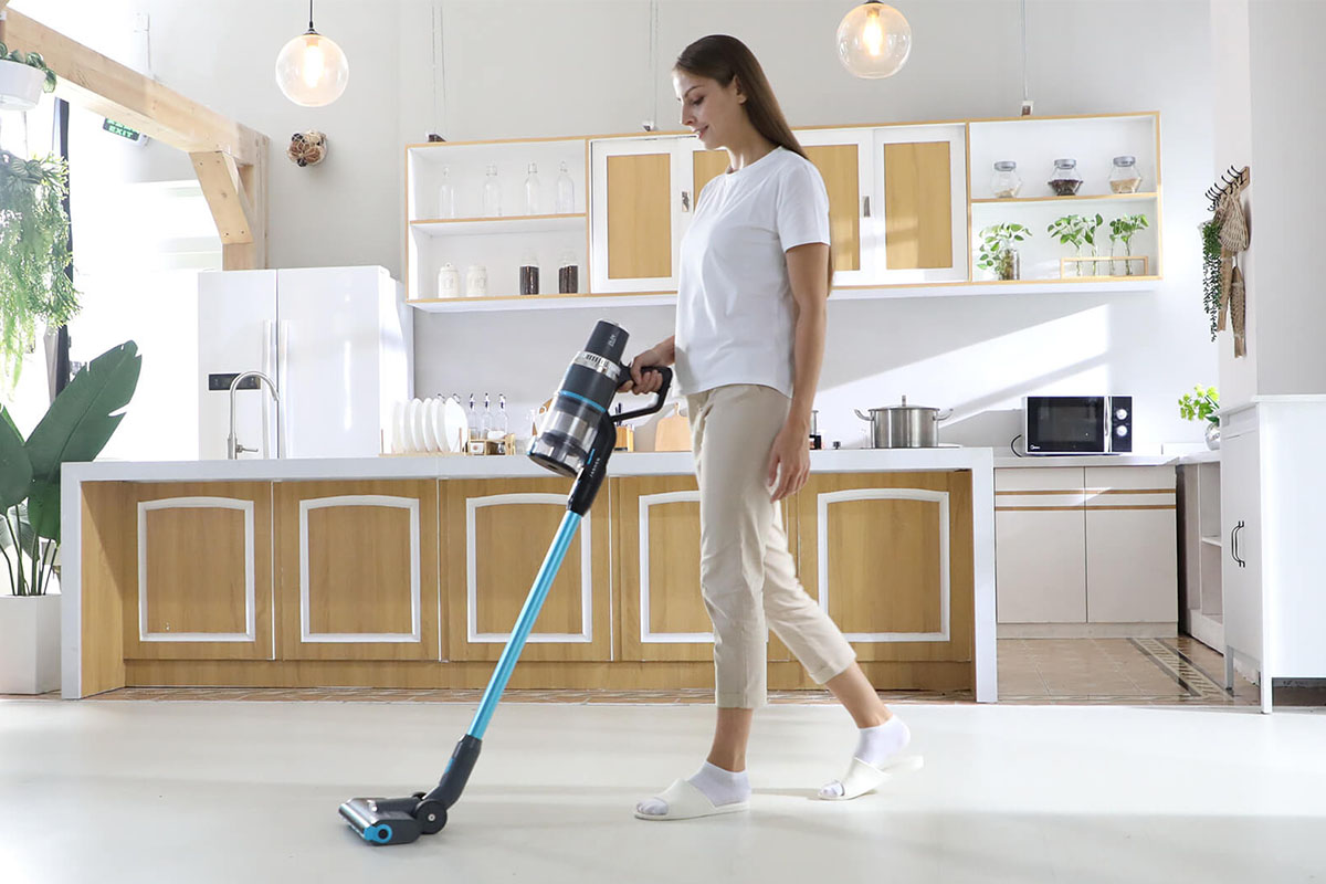 JASHEN V18 350W Cordless Vacuum Cleaner, now on sale for $199.99