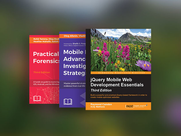 The Complete Mobile App Developer eBook Bundle