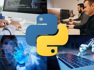 The 2021 Premium Python Certification Bootcamp Bundle