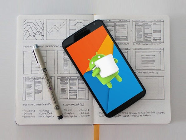 Android Design: Learn UX, UI & Android Marshmallow